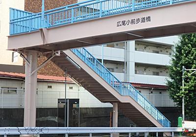 渋谷で「歩道橋めぐり」ツアー 歩道橋マニアが「鑑賞」視点でガイド - シブヤ経済新聞