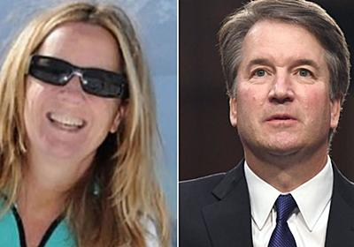 CNN.co.jp : 米最高裁判事候補の性的暴行疑惑 カバノー氏と告発女性、27日に議会証言