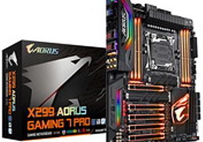 X299 AORUS Gaming 7 Pro
