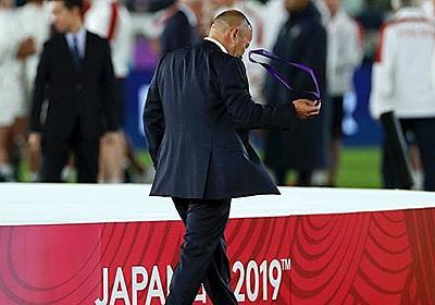 金子達仁が見てきた敗者の態度。ラグビーW杯の今後と釜石の未来。 - ラグビー - Number Web - ナンバー