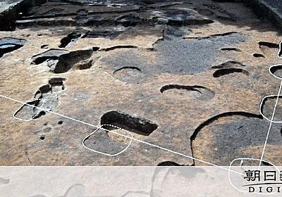 飛鳥時代の初期斎宮、建物跡発見 日本書紀の記述裏付け:朝日新聞デジタル