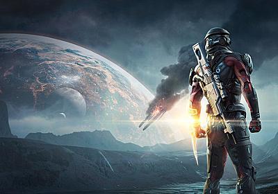 BioWare新作『Mass Effect: Andromeda』海外発売日が決定! | Game*Spark - 国内・海外ゲーム情報サイト