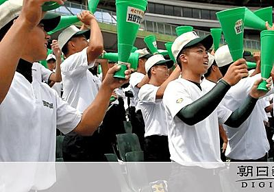 甲子園の応援曲に「異変」 10年前のあの人気曲がない - 高校野球:朝日新聞デジタル