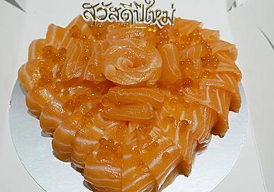 タイ旅行する人にサーモン寿司デリバリーを勧めたい! :: デイリーポータルZ