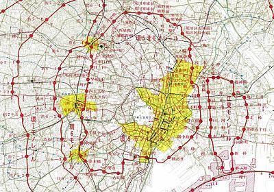 幻の東京環状モノレール計画とはなにか :: デイリーポータルZ