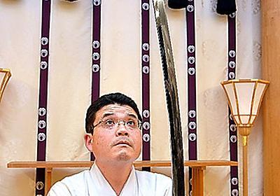 春日大社の太刀、最古級でした 約80年前に発見、12世紀作と判明:朝日新聞デジタル
