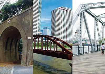 千葉、晴海、横浜…都心のすぐ近くにある「不思議な廃線」その正体は? | 文春オンライン
