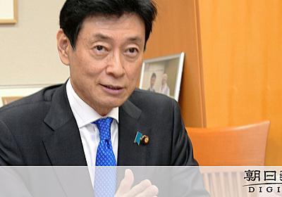 西村担当相、休業要請の拒否に罰則検討「慎重に見極め」 [新型コロナウイルス]:朝日新聞デジタル