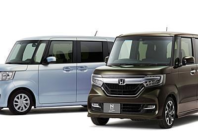 初のトップ5独占、止まらない軽自動車シフト:日経ビジネス電子版