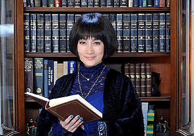 余貴美子:美しい日本語で癒やしのマダムに 小山薫堂ドラマ「恋する日本語」で - MANTANWEB(まんたんウェブ)