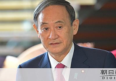 内閣支持率53%に下落 不支持は22% 朝日世論調査:朝日新聞デジタル