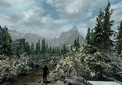 「The Elder Scrolls V: Skyrim VR」の冒険は最高。メインクエスト完了まで遊んだうえで,通常版より圧倒的に面白いと断言する - 4Gamer.net