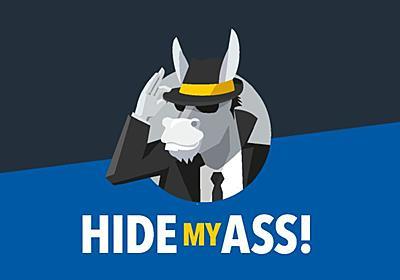 Avast、VPNアプリ「HideMyAss!」の国内提供を開始、月額813円から - INTERNET Watch