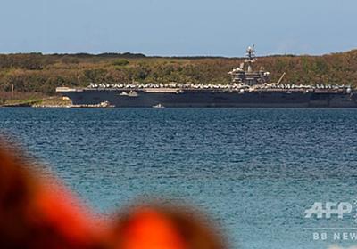 米原子力空母の乗組員、新型コロナで死亡 写真5枚 国際ニュース:AFPBB News