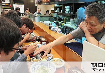「生じょうゆは2往復半」大阪の名物うどん店、閉店へ