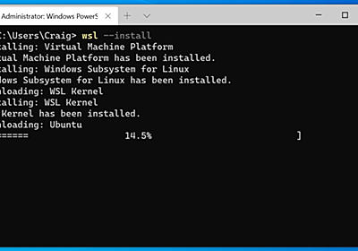 Distro installation added to WSL --install in Windows 10 insiders preview build 20246 | Windows Command Line