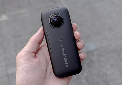 今、360°カメラで撮る「動画」がおもしろい   ギズモード・ジャパン
