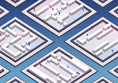 Capture the Flag: the emergence of complex cooperative agents | DeepMind