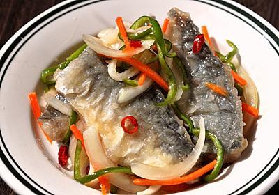 魚のプロができるだけ手抜きをして「アジの南蛮漬け」を作ってみた【魚屋三代目】 - メシ通 | ホットペッパーグルメ