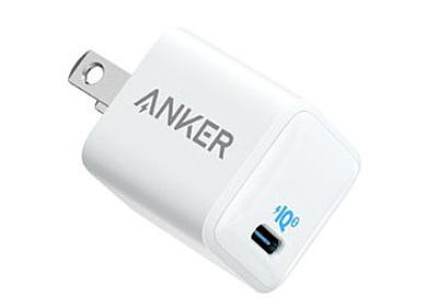 ASCII.jp:Anker、iPhone 12にも適した世界最小最軽量の20W急速充電器「Anker PowerPort III Nano 20W」