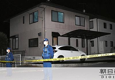 3歳と5歳の男児が死亡、母親を殺人未遂容疑で逮捕:朝日新聞デジタル
