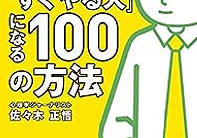 【新刊】わかりやすく親切 先送りせずすぐやる人になる100の方法 - 不思議の国のアラモード