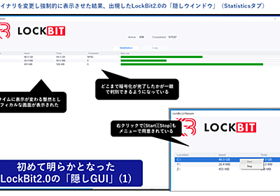 ランサムウェア「LockBit2.0」の内部構造を紐解く   調査研究/ブログ   三井物産セキュアディレクション株式会社