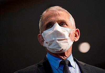 CNN.co.jp : トランプ氏と事実や科学で対立、辛かったと述懐 ファウチ所長