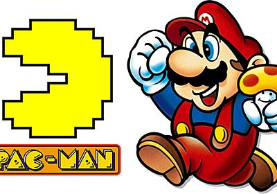 """『パックマン』にはじまり『スーパーマリオ』でひとつの完成形に達した""""キャラクターの身体機能""""「なんでゲームは面白い?」第10回"""