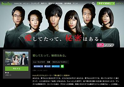 全文表示   日テレドラマ最終回も「続きは有料サイトで」 「視聴者バカにするな!」怒号飛び交い「炎上」 : J-CASTニュース