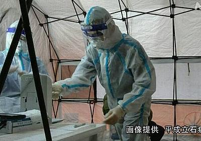 五輪ボランティア辞退を検討する医師も 医療現場の対応ひっ迫   オリンピック・パラリンピック 大会運営   NHKニュース
