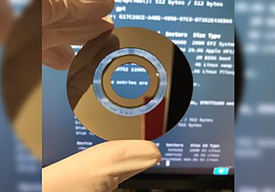 nasneの内蔵HDDが壊れて起動しなくなったのでHDDを開けてみたら…。「CDかと思った」「見える地獄」