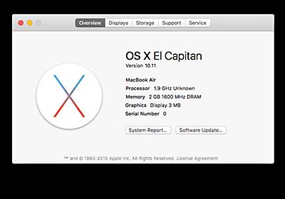 OS X on OS X