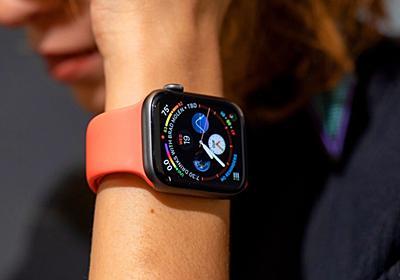 Apple WatchでiPhoneのジェスチャー操作が可能に?アップルが特許を出願 - Engadget 日本版