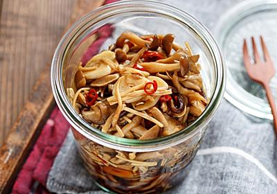 秋の作り置き「きのこのにんにく醤油漬け」でご飯が蒸発するようになくなった【Yuu】 - メシ通 | ホットペッパーグルメ