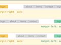 CSS Flexboxで配置する時に知っておくと便利!オートマージン(margin: auto;)の仕組みと効果的な使い方   コリス