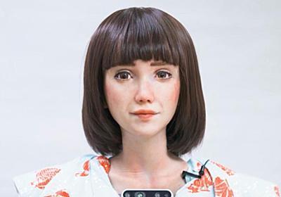 CNN.co.jp : 超リアルな看護師ロボット、グレースに会う 香港