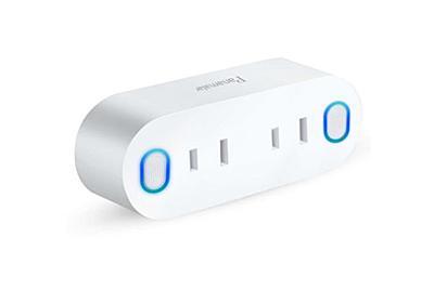 スマートプラグが2000円台。Amazon EchoやGoogle Homeと連携できるPanamalarのスマートプラグ | ライフハッカー[日本版]