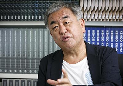 建築家・隈研吾氏のスーパーシティ論「もう一度、江戸に学ぼう」:日経ビジネス電子版