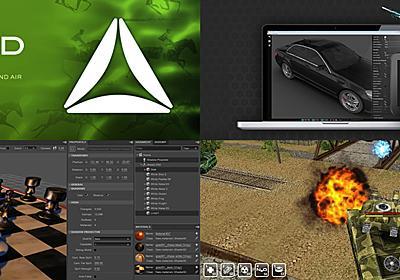 FlashでStage3Dコンテンツを作るならおさえておきたい、各種3Dライブラリ徹底比較 - ICS MEDIA