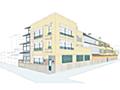 任天堂の旧本社ビルが2021年夏にホテルとして開業することを発表。運営はリノベーションのホテル・レストランに定評のあるPlan・Do・Seeが担当