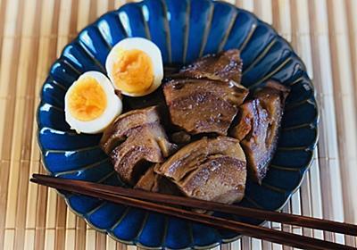 ふ〜で豚バラ肉の煮込み風 - らしくないblog
