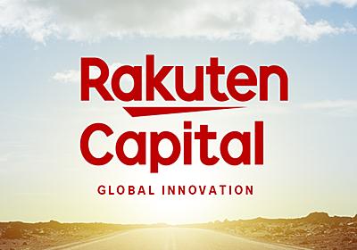 楽天キャピタル - for Global Innovation