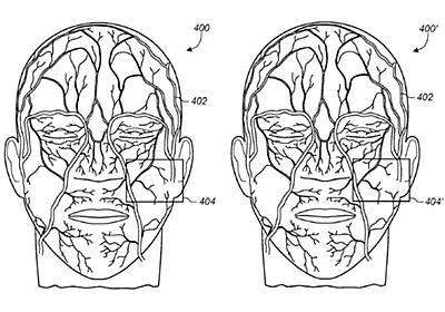 アップル、表皮下の血管パターンで双子すら見分ける顔認証技術--特許を出願 - CNET Japan