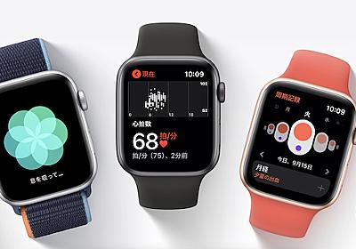 Apple Watchで症状が現れる数日前にコロナ感染確認が可能に? - iPhone Mania
