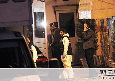 不明記者は「尋問中に手違いで死亡」 サウジ政府発表へ:朝日新聞デジタル
