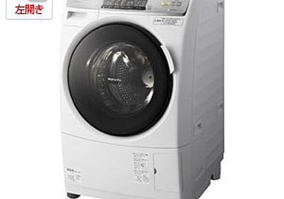 Amazon.co.jp: パナソニック 7.0kg ドラム式洗濯乾燥機【左開き】クリスタルホワイトPanasonic プチドラム エコナビ NA-VD130L-W: Major Appliances