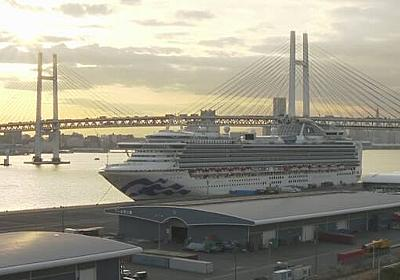 クルーズ船 下船した人たちへの対応疑問視 海外メディア | NHKニュース