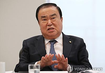 韓国国会議長「追い込まれた安倍首相、慰安婦問題を政略的に争点化」
