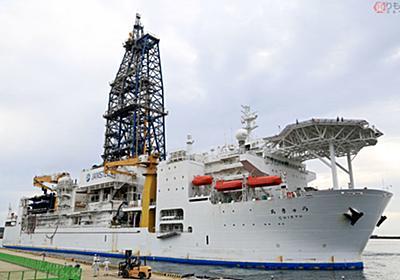 海底下数千m、巨大地震の発生現場どう探る? 研究の最先端は異形の船「ちきゅう」に! | 乗りものニュース